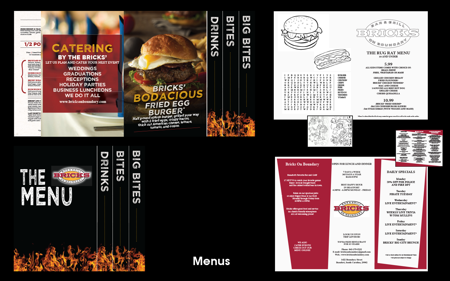 Menu sample1